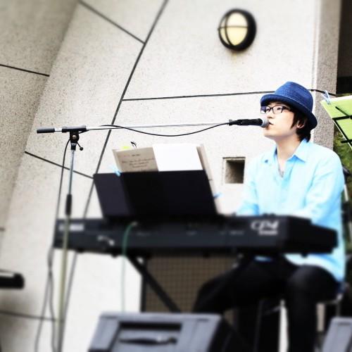 片男波野外ステージ、ライブM、一灯舎スマイルレインボー、紀三井寺デサフィナードandu