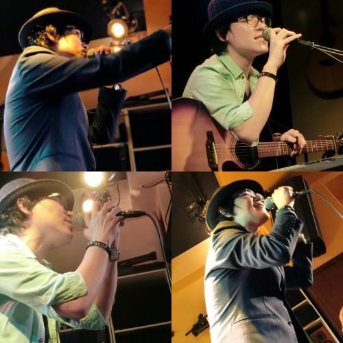 「かたちあるもの」CD発売記念ライブ後
