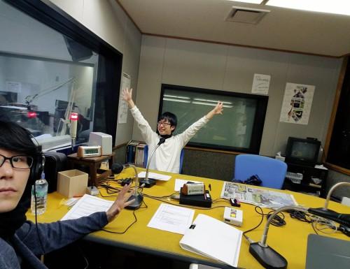 第3月曜ラジオ生放送出演後