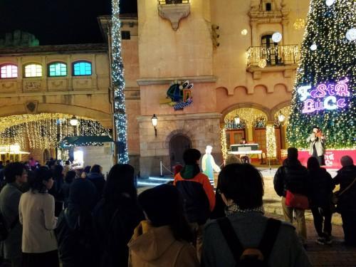 24日 クリスマスフェスタルーチェ