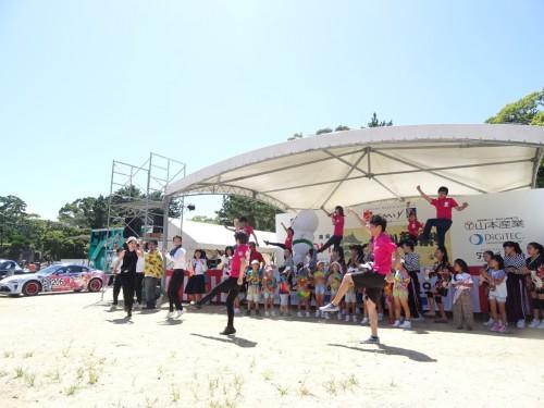 「ねんりんピック キャラバン隊」「紀州夢まつり」「バスピン祭り」