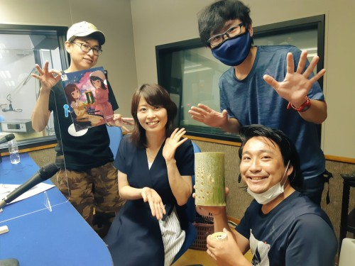 「WBS和歌山放送ラジオ」「子ども食堂」「紀の国わかやま文化祭2021」